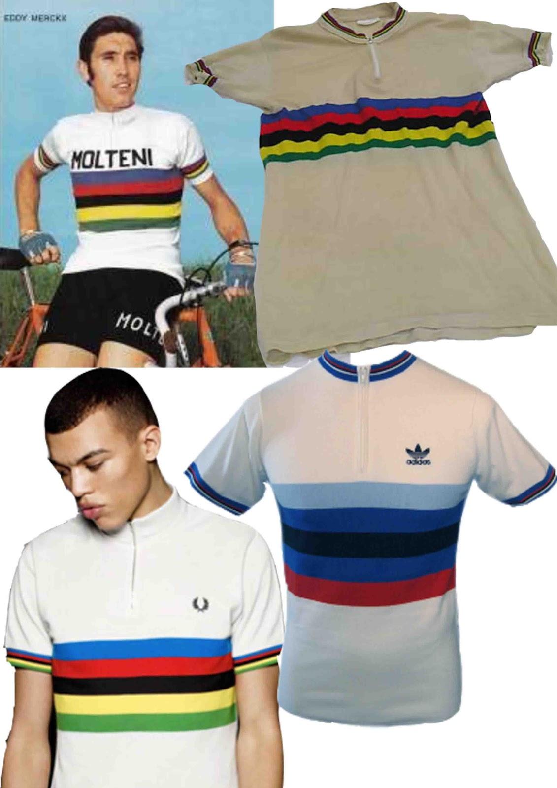 Mens Collections  World Champion Eddy Merckx 70 s Molteni Vintage ... 1c1143be0