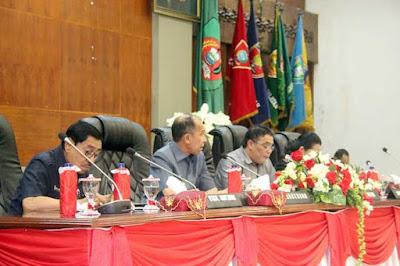 DPRD Maluku Tetapkan RAPBD 2018 Menjadi Perda