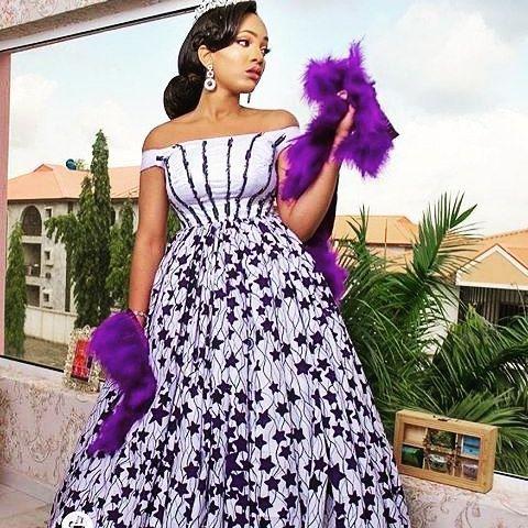 57e6a0525f2 Super Stylish mix Ankara Style 2019 for Wedding Occasion - DeZango