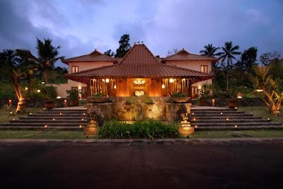 Desain rumah Jawa sederhana