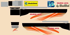 Livery Discovery Murni Jaya