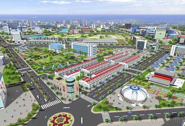 Dự án đất nền Ba Ria Gold City tại Bà Rịa - Vũng Tàu