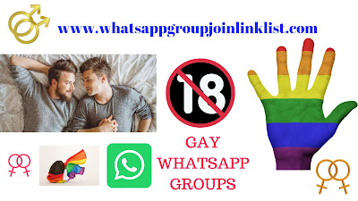 Gay WhatsApp Group Link
