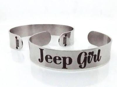 Jeep Girl Bracelet