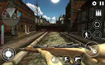 World War 2: WW2 Secret Agent FPS v1.0.9 Mod Apk3