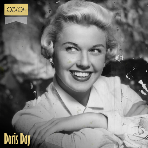 3 de abril | Doris Day - @DorisDayTribute | Info + vídeos
