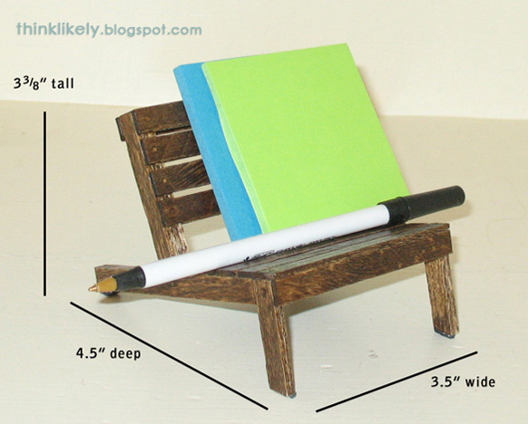 Think likely pallet chair for your cell phone for Pallet furniture blogspot com