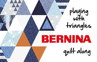 Playing with Triangles- BERNINA
