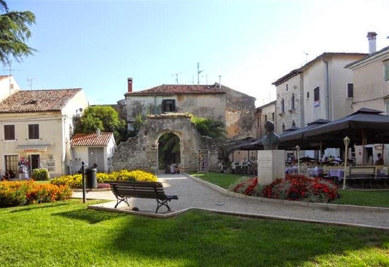 Porec, Istrien, kroatien urlaub