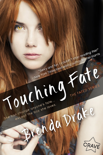 Cover Reveal: TOUCHING FATE by Brenda Drake!