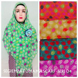 jilbab segi empat umama scarf seri 04