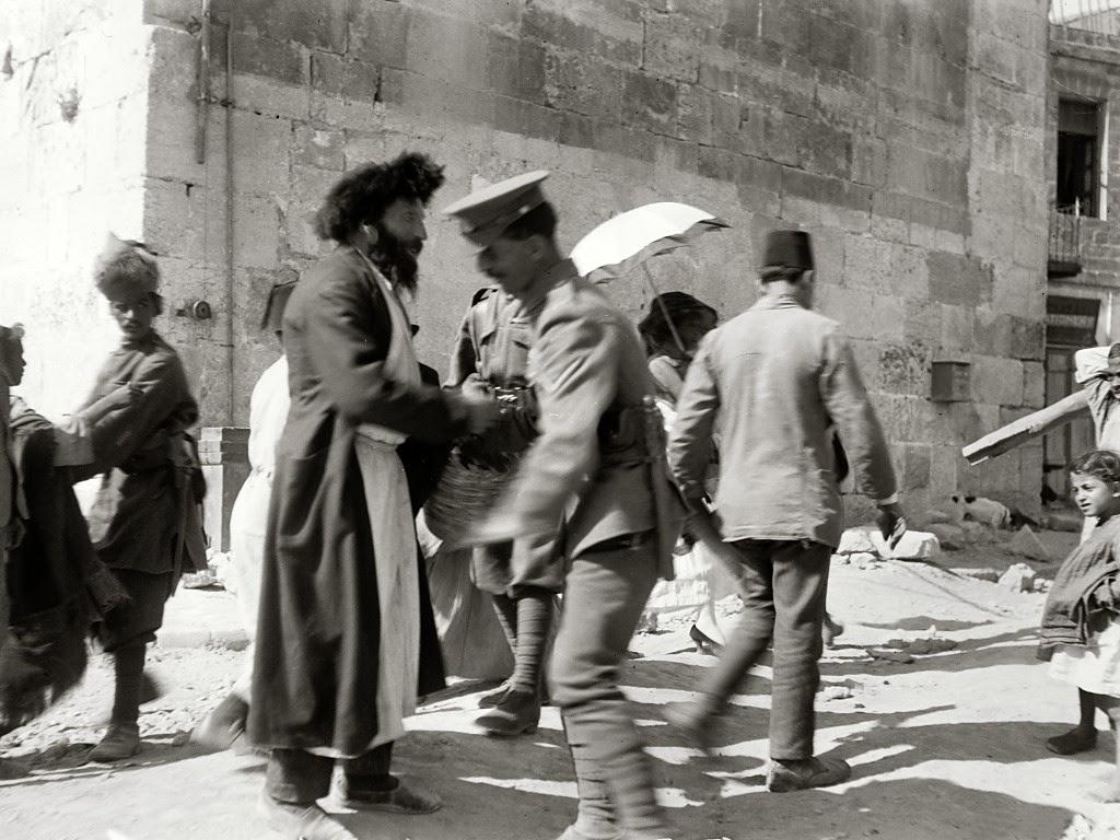 1920 Nebi Musa Riots: Israel Matzav: The First Arab Riots Against Israel's