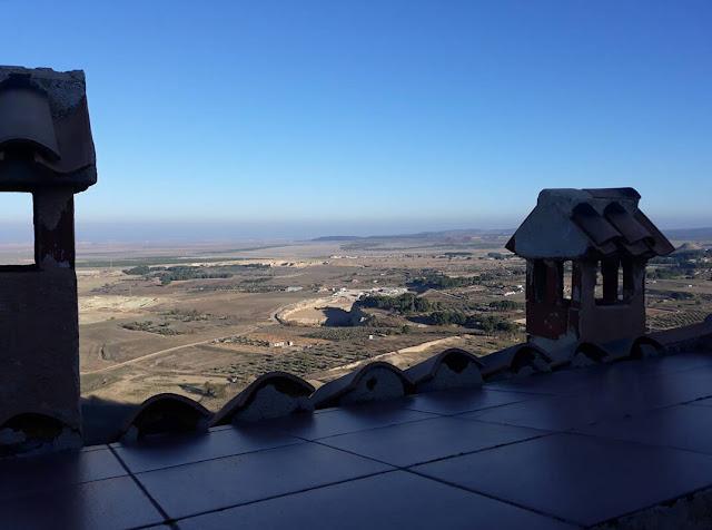 Vistas desde Casa Cabañero