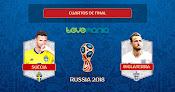 Inglaterra clasifica a semifinales del mundial tras vencer a Suecia
