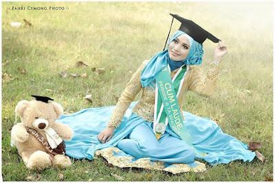 Model Hijab Untuk Wisuda Terbaru