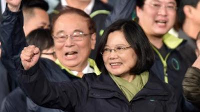 """Tsai Ing-wen no ha reconocido el principio de """"una sola China"""". El Mundo."""
