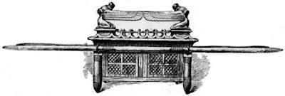 El Arca de la Alianza original