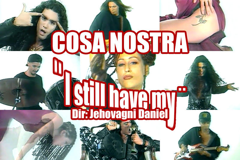 Cosa Nostra - ¨I still have my...¨ - Videoclip - Dirección: Jehovagni Daniel. Portal Del Vídeo Clip Cubano - 01
