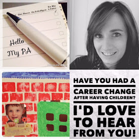 children changing careers, Hello My PA, Mrs Crafty B