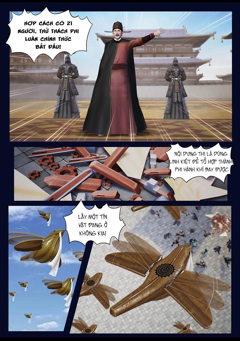 Thủ Mộ Bút Ký - Chapter 31: Tín vật 1 - Pic 8