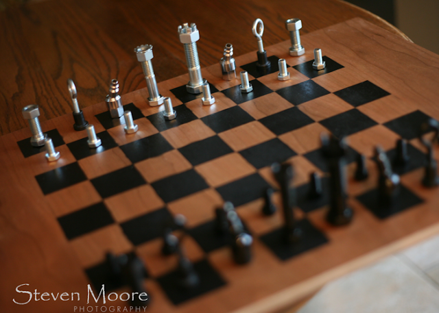 Be Different Act Normal Diy Chessboard Chess Pieces