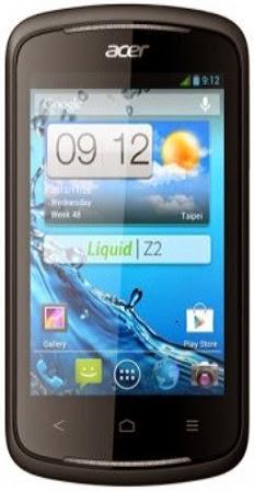 Harga Acer Liquid Z2 Z120  baru dan bekas