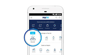 Paytm Gold is now available as cashback; enables customers to save as they spend