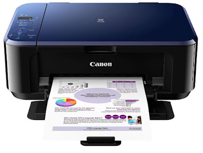 delight arrive at out to the Canon client contact  Canon PIXMA E510 Driver Downloads