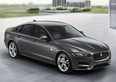 Jaguar XF Suspension