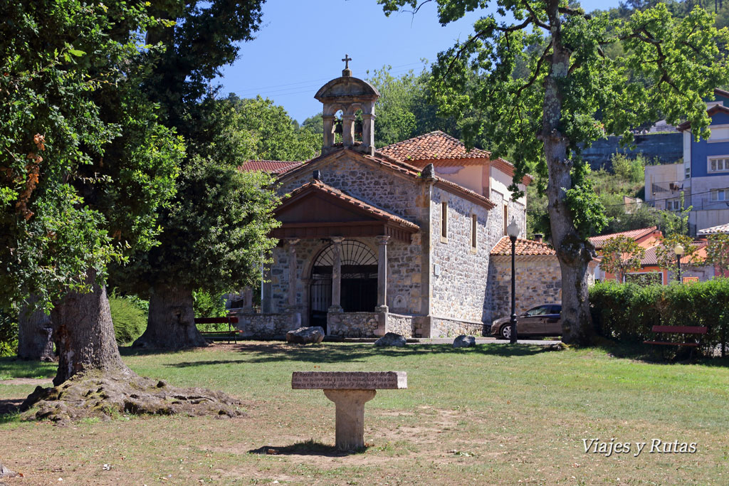 Capilla de San Antonio, Cangas de Onís, Asturias