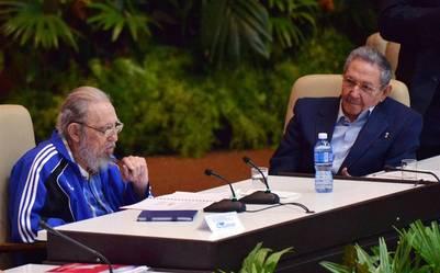 """Fidel Castro : """"Lud kubański zwycięży"""""""