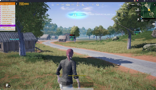 5 Januari 2019 - Besi 5.0 (V5 Add ENGLISH Language) PUBG MOBILE Tencent Gaming Buddy Aimbot Legit, Wallhack, No Recoil, ESP