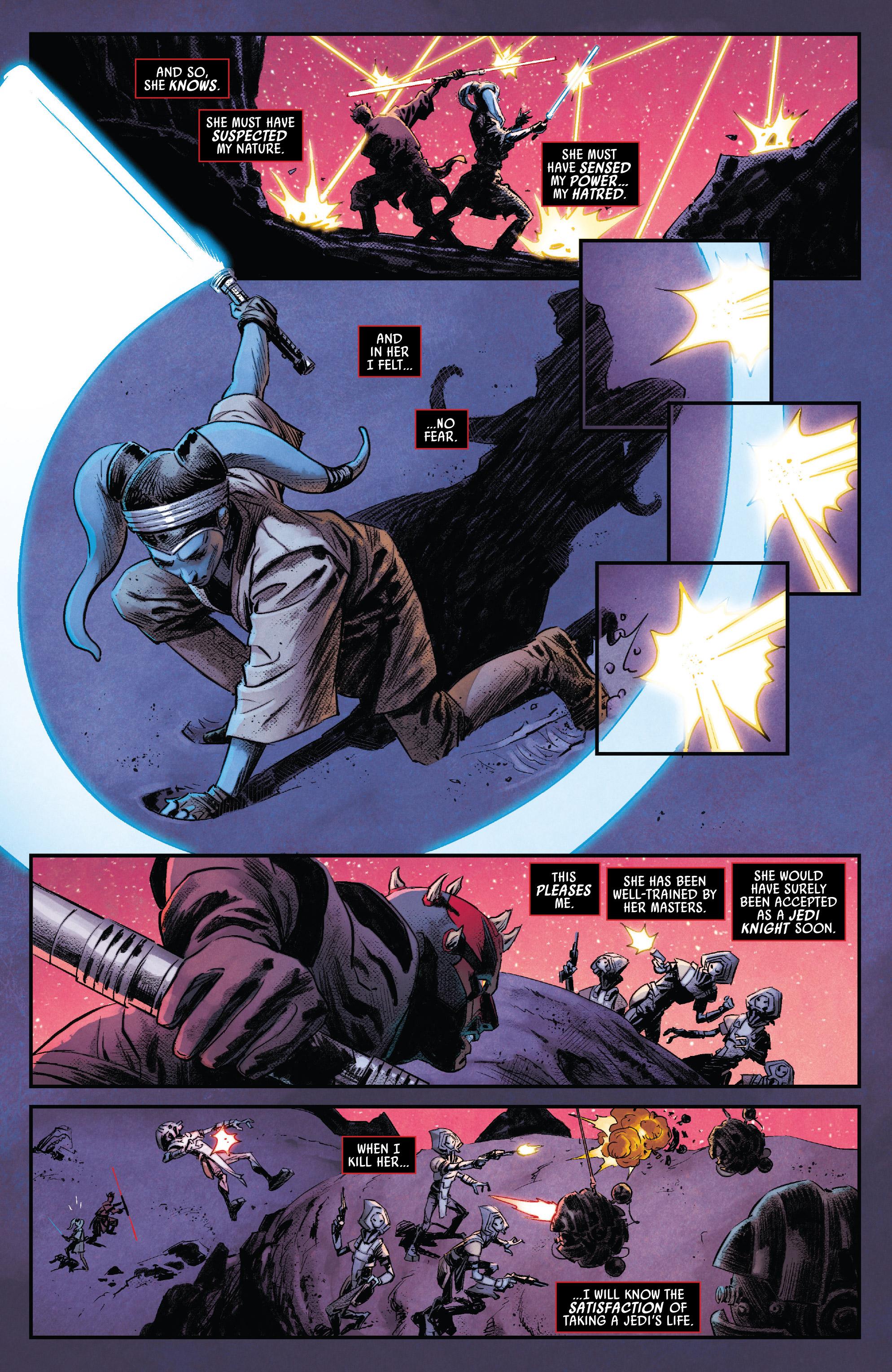 Read online Darth Maul comic -  Issue #4 - 12
