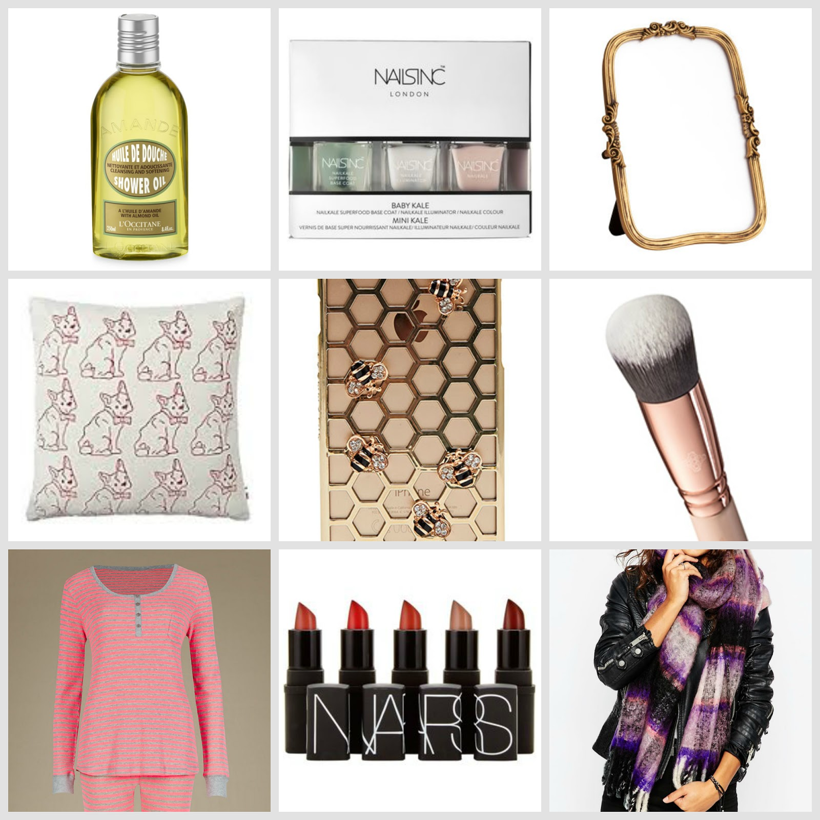 christmas gift guide for her under 30 beauty homeware clothing