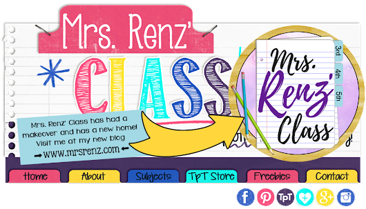 I've Moved to MrsRenz.com ! Come Visit Me