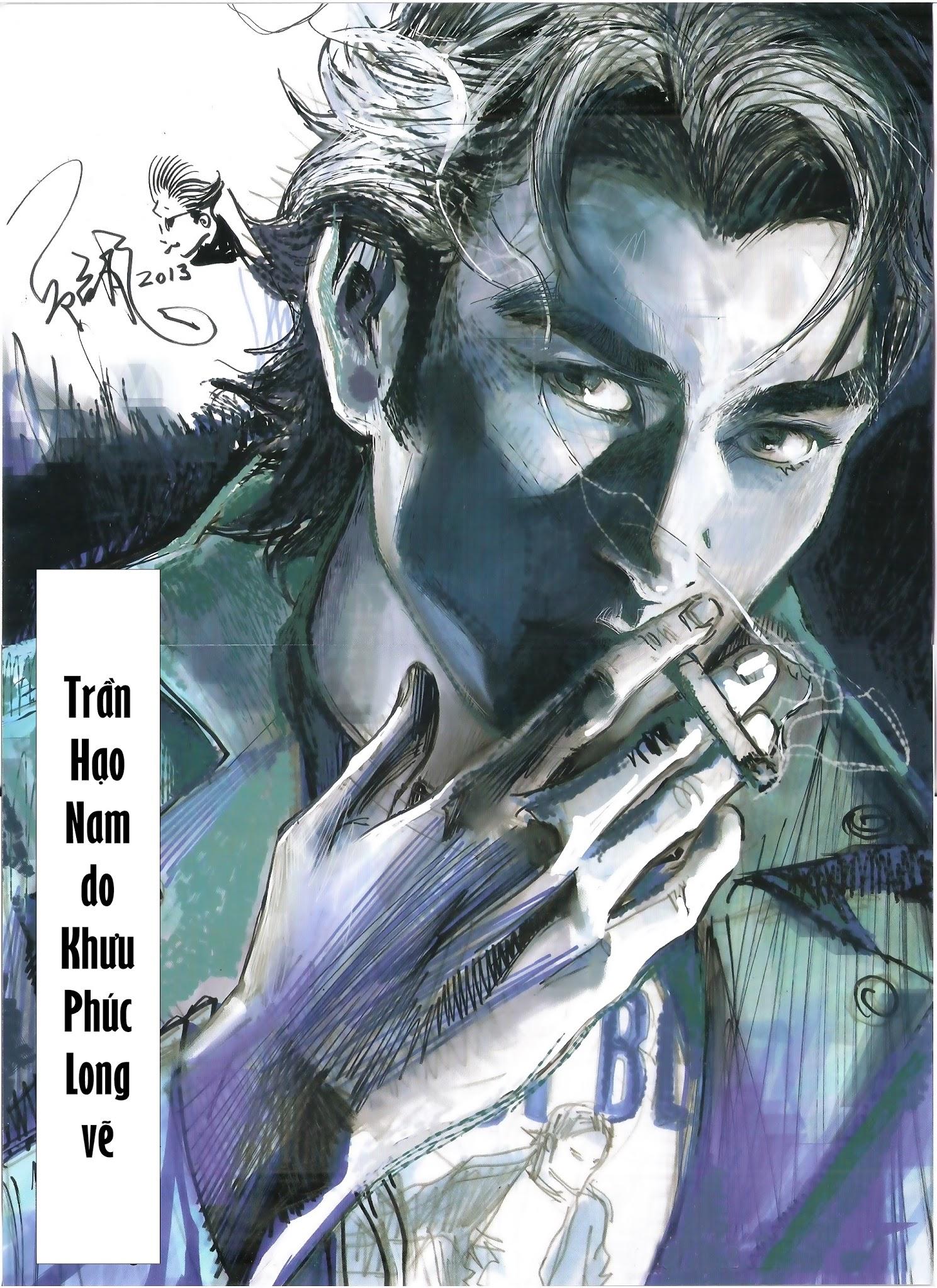 Người Trong Giang Hồ - Chapter 1595: Hắc Đạo Minh Tinh - Pic 29
