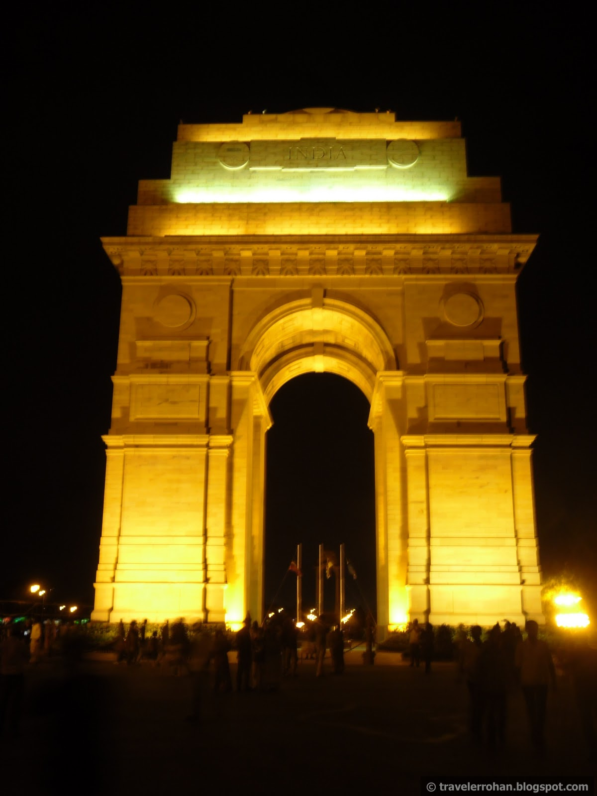 how to make india gate