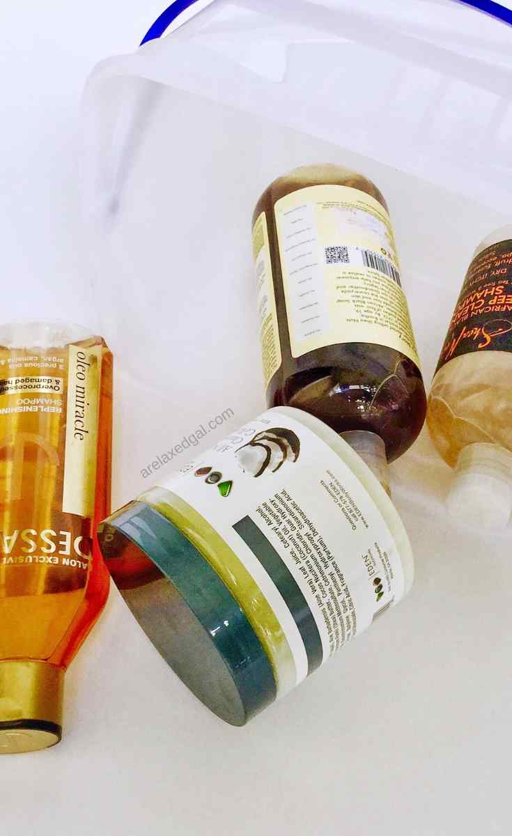 The Best Shampoo Ingredients For Healthy Hair | A Relaxed Gal