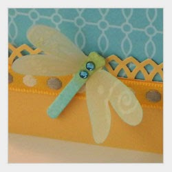 Hello Friend,easy  dragonfly embellishment