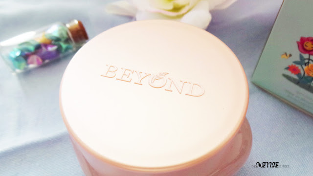 BEYOND Alice in Blooming Aqua Cream