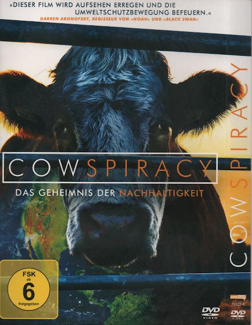 """Filmcover """"Cowspiracy"""""""