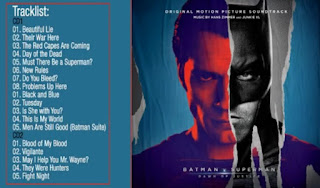 OST (Original Soundtrack) Batman v Superman: Dawn of Justice 2016
