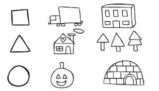 cara membuat Doodle Art bagi pemula