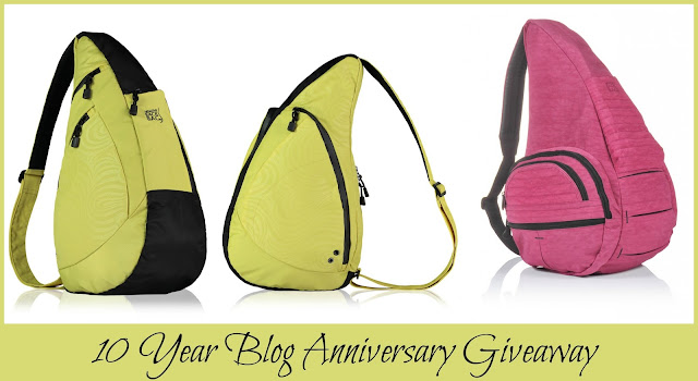 Healthy Back Bag Company Giveaway BIG