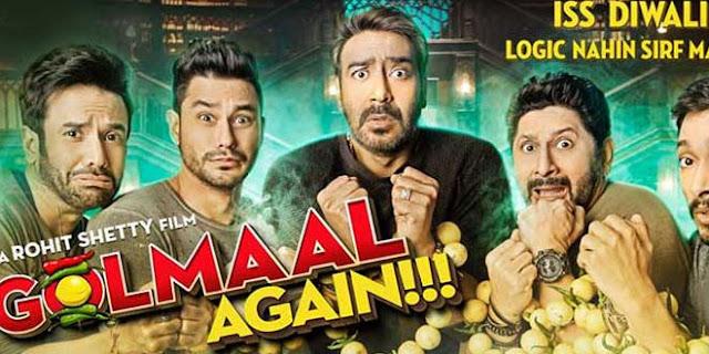 Golmaal Again Film India Terbaik Terbaru yang Wajib Anda Tonton