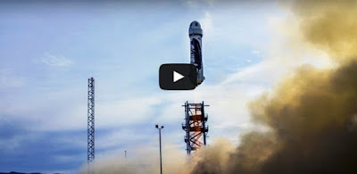 Blue Origin-partners with NASA to Move Latest Technologies to Space Video