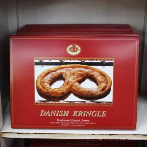Danish Kringle for the holiday season I Gluten-free holiday alternatives I Barbara Christensen I Paleo Vegeo