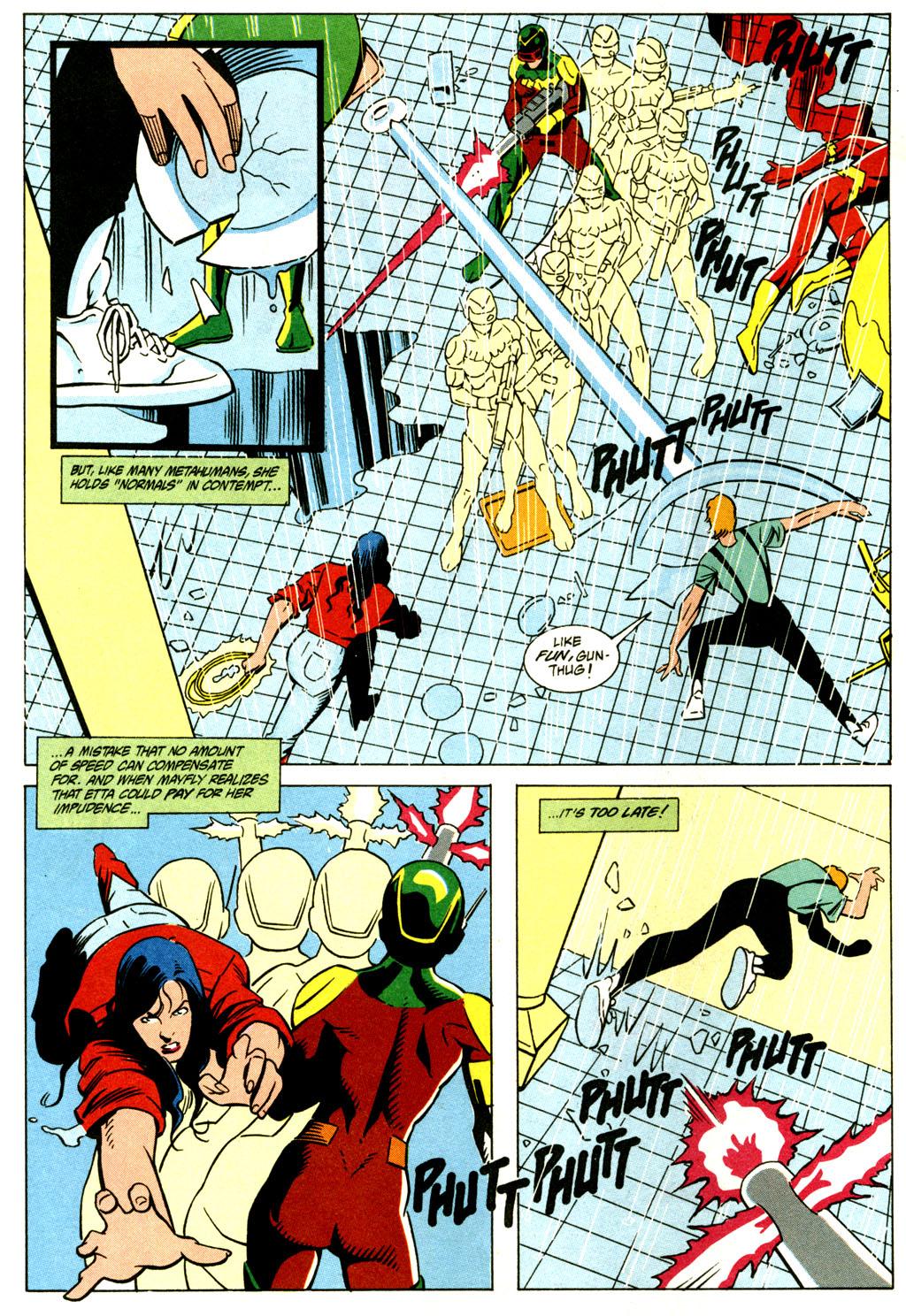 Read online Wonder Woman (1987) comic -  Issue #79 - 4