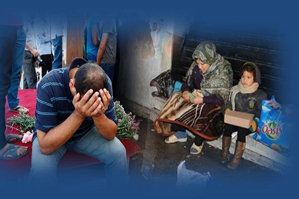 زوج يلقي ببناته للشارع تلبية لزوجته الثانية بالشلف