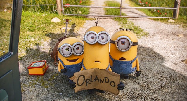 Minions Movie Coming to Theaters this Summer on July 10th  via www.productreviewmom.com